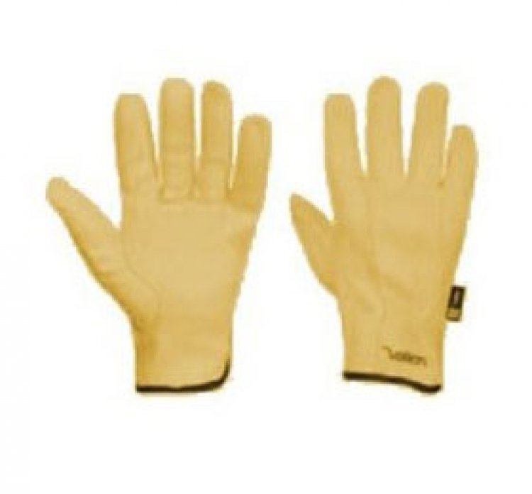 Cowhide Gardening Gloves